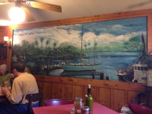 Murals never go out of style.